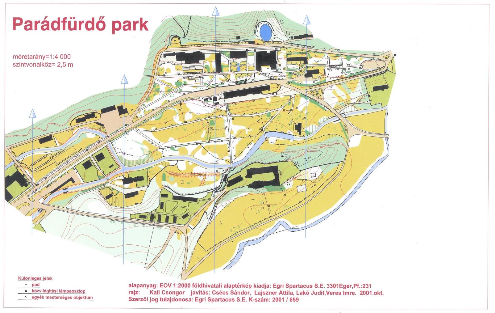 parádfürdő térkép MTFSZ Adatbank   Eger Nagydíj parádfürdő térkép